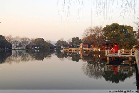 冬日的西湖依然美丽 - 黎晖 - 黎晖的博客