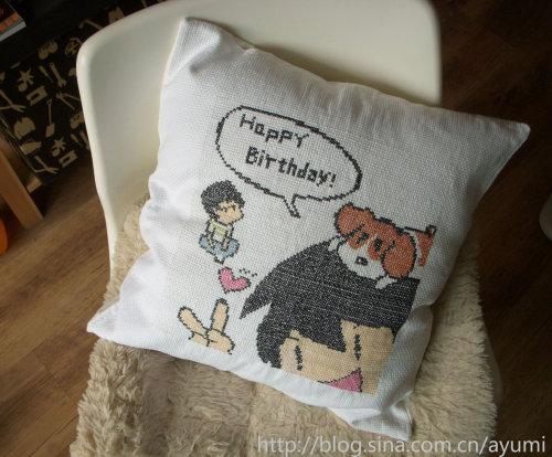 生日礼物3 - 小步 - 小步漫画日记