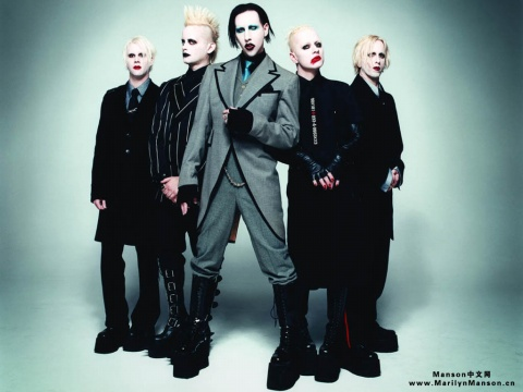 ●Gothic:The love song - Marilyn Manson - 巫殇、 - A BAD DREAM