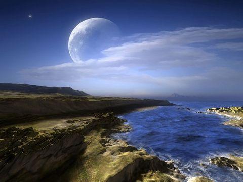 月光   (德)台奥多尔·施托姆 - angel.yzx - 惠风和畅