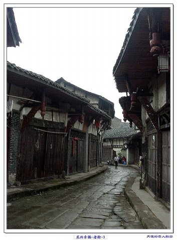 古镇的商业旅游价值,试图把这里打造成旅游热点景区,并已经自高清图片