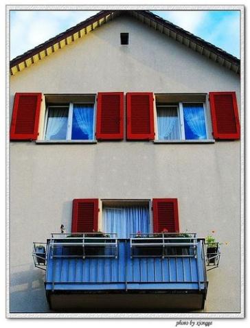 德国经典门窗图片欣赏  - KIM - 心无所住
