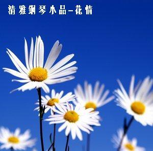 【专辑】清雅钢琴小品 - Virtue 花情 - 淡泊 - 淡泊