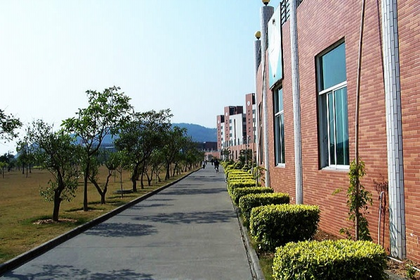 周末漫步:吉林大学珠海学院掠影(组图) - 恋石斋 - 恋石斋