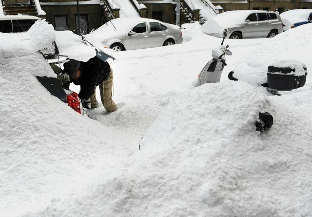 美国好大雪,有人欢喜有人愁(组图) - 刻薄嘴 - 刻薄嘴的网易博客:看世界