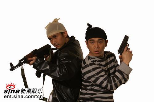 黑色荒诞话剧《人质》! - 赵宁宇 - 赵宁宇 乌衣巷里醉平生