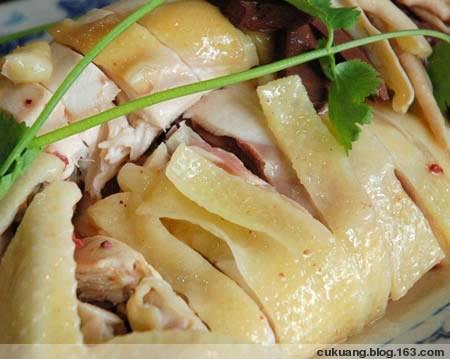 教你一招 —— 快速烹制白斩鸡 【粗犷原创 . 厨艺】 - 粗犷 - 粗犷的博客