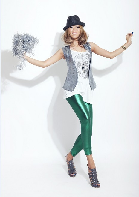 新一辑杂志美图,看我七十二变秀 - 韩国媚眼天使sara - 韩国媚眼天使sara   博客