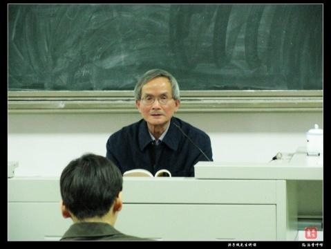 北大博导洪子诚老先生韩园漫话当代文学 - 浩骨峥嵘 - 德泽的祝福