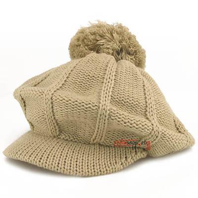 【转载】今冬流行帽子 - 美好编织坊360795 - 美好编织坊