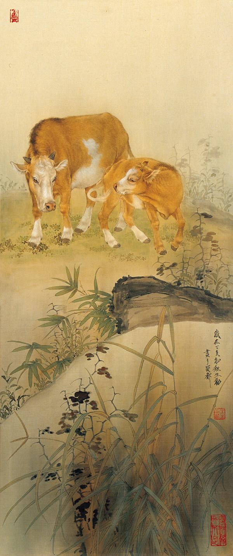 【国画】王申勇走兽工笔画 - 南安野叟 - 南安野叟的博客