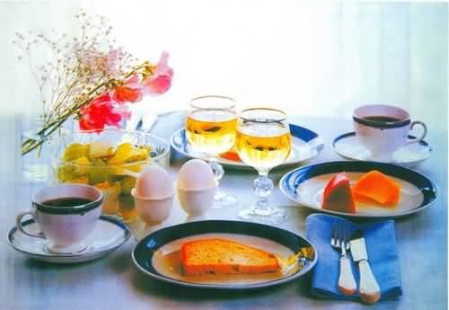 大脑健康取决于早餐的营养 - 白云飘飘 - .
