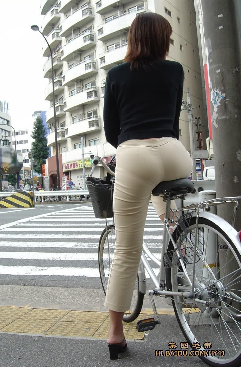 翘臀美女的骑车的背影 - r58743458 - 爱美之心人皆有 好色不乱乃英豪