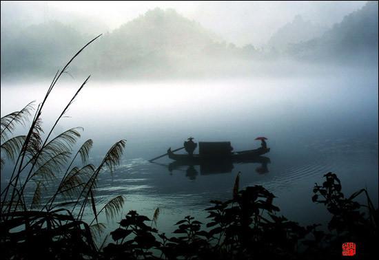 和梵天竹先生七绝  江上渔者 - 昱晓 - sxyplhx 的博客