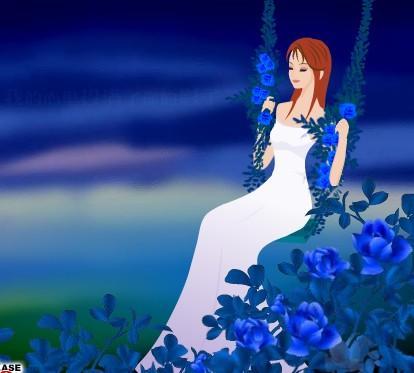 网一个蓝颜做知己 - 970509167 - 紫梦缘