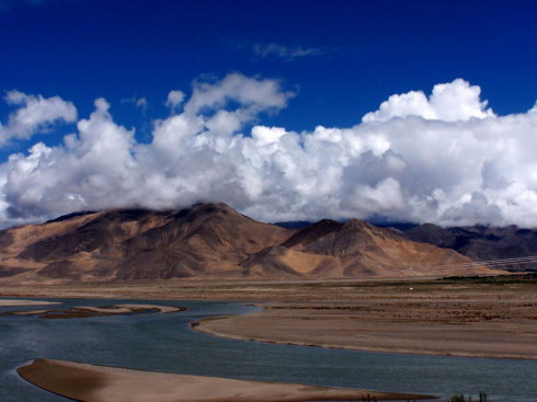 别样风情游西藏:05日喀则及途中 - 建龙 - 莫问回程