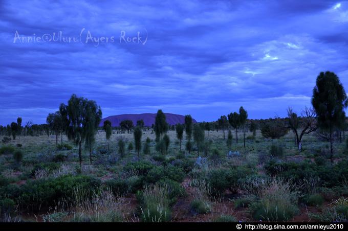 【北领地】乌鲁鲁星空的寂静之声Sounds of Silence@Uluru - 鱼儿 - 鱼儿的遨游生活