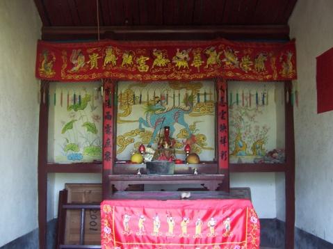 闽南宫庙记略(77):太保庙 - 老陶 - 闽南民俗、风物