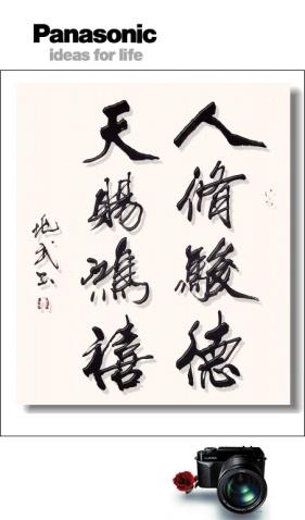 蒋兆武先生的书法艺术 - 清石老大45 - 清石老大45的博客