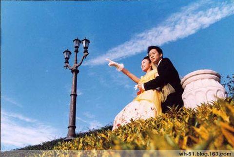一对远去的夫妻 - 江河海 - 江河海的博客