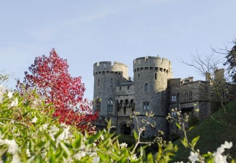千年古堡---温莎城堡 - pwezxjg - 凝听静思
