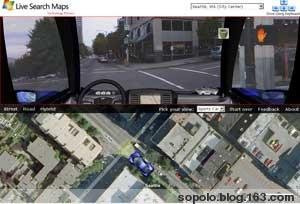 """谷歌手机内置""""街景地图"""" - 板砖-IT博客 - CHANGE,WE NEED!"""