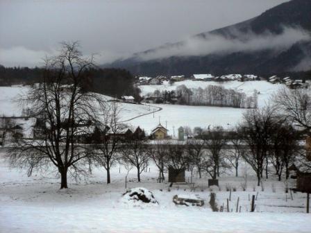 雪色浪漫 - 余英 - 余英 的博客