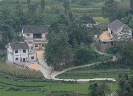 【原创】黔北新农村气象之二——连户路 - 柳边河 - 柳边河