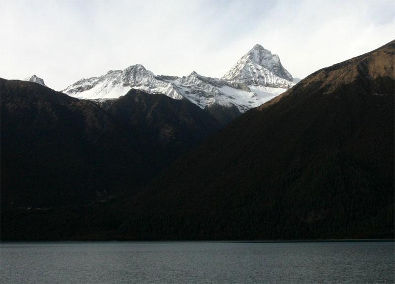 冬季进藏,林芝,巴松错,南伽巴瓦(1) - 胡狼狼 - 胡狼狼的博客