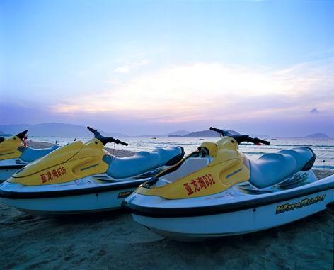 三亚:阳光,沙滩,海鲜,帅哥 - null - 娜斯
