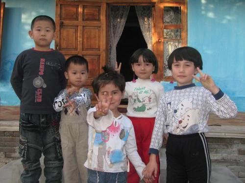 最美不过新疆好——人文纪行 - 兰洪海 - 兰洪海 的博客