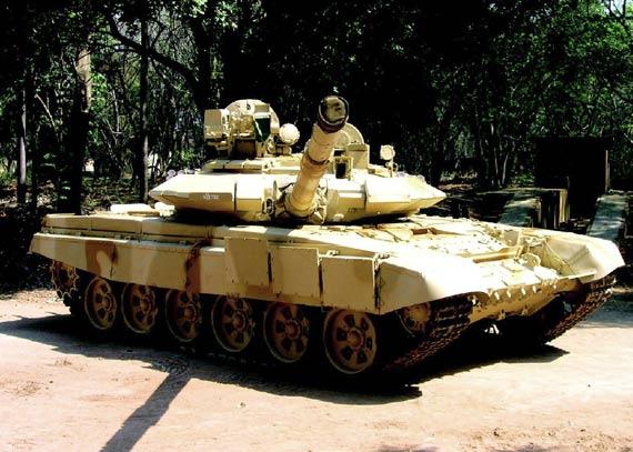 印军欲部署4千辆主战坦克成欧亚最大装甲作战群