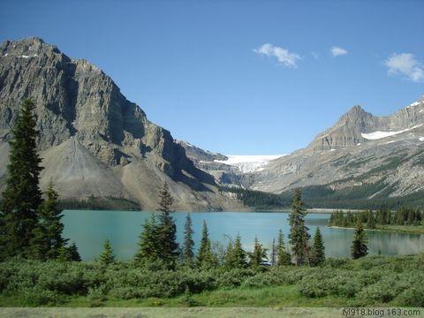 [原创] 加拿大西部风光欣赏(5):贝多湖 - 阳光月光 - 阳光月光