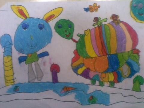 龟兔赛跑(大班) - rqsy2008 - 融侨元洪锦江幼儿园的博客