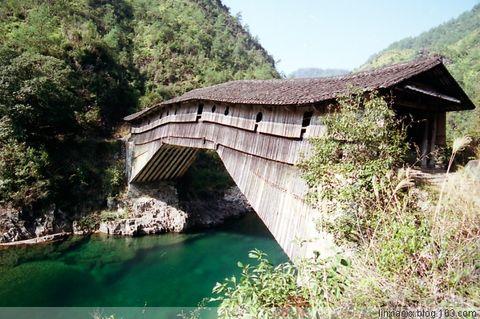 福建寿宁廊桥 - 令狐凌骁 - E l s e w h e r e