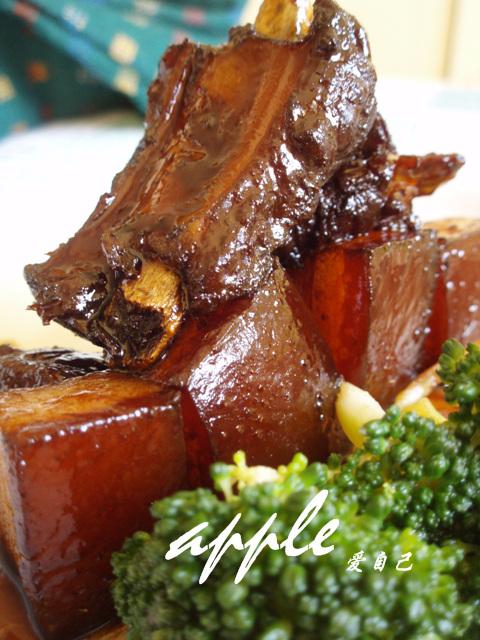 成功试验----油而不腻的红烧肉(电饭煲版) - 可可西里 - 可可西里