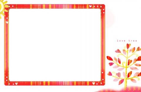 【转载】joyce花边主题边框