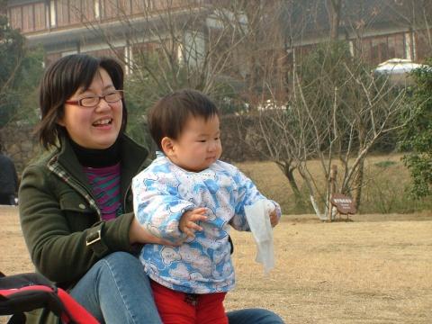 第一次春游 - 宸欢 - 张宸欢的网家家