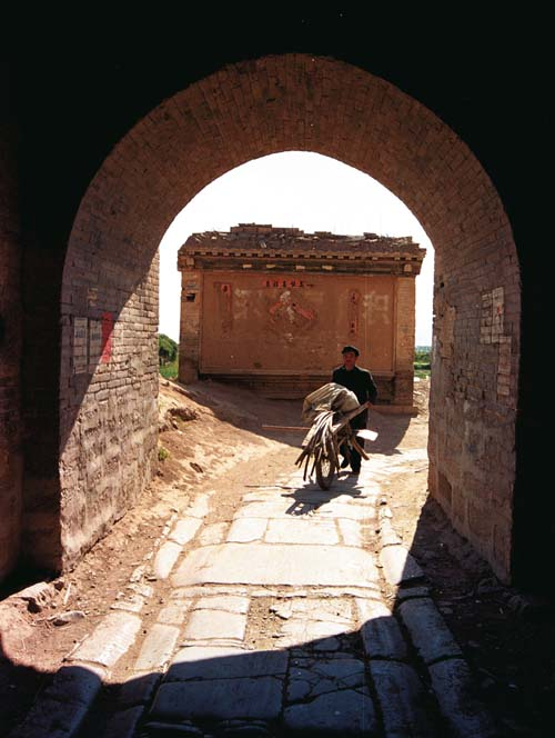 暖泉——固若金汤的城堡古镇(选摘) - 中华遗产 - 《中华遗产》