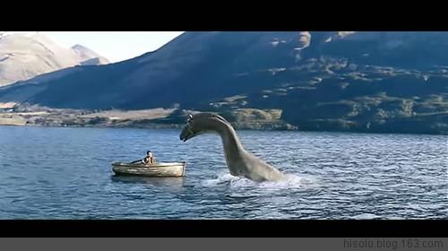 【电影】《尼斯湖水怪》 - 尼斯湖中的史莱克 - SOLO - Solo的表面现象