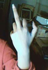 半夜狼嚎·手指秀 - 4711 - 