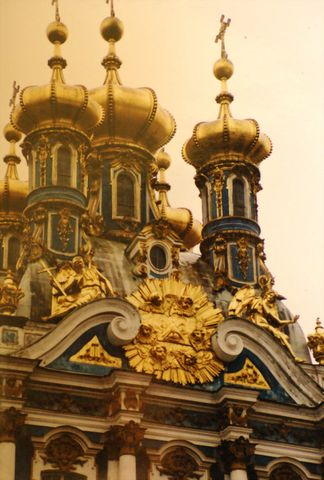 [原创图文]  圣彼得堡--美丽的水上北方城市 - 松江蓑笠翁hitcdw - 松江蓑笠翁 hitcdw的博客
