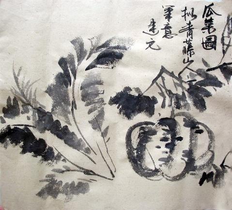 王建元先生艺术作品欣赏 - 人在上海  - 中国日报Chinadaily