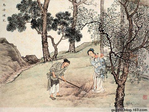中国24孝图 - 学习乐园 - 学习乐园