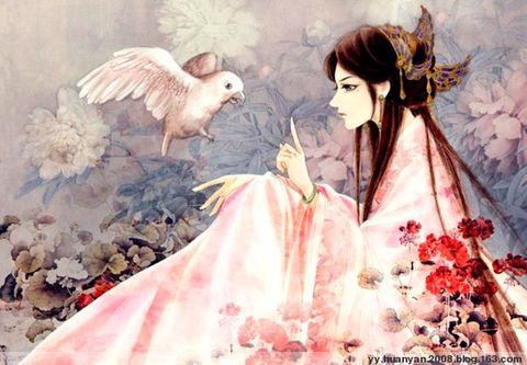 雪舞苍剑又翩翩 - 陌上纤尘 - 陌上花开,飘飘纤尘
