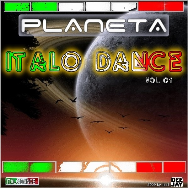 Planeta Italo Dance [Vol.01--05] - 意大利铁匠 - 分享劲爽节奏--XINBO21