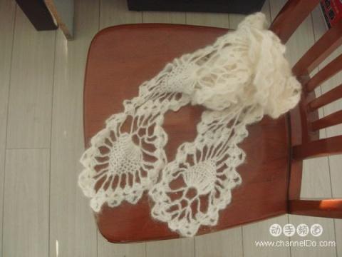 多款披肩围巾(有图解) - 开心就好 - fanghuatx的博客