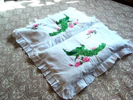 我收藏和制做的几款枕头(图文)amp;lt;原创amp;gt;   -         香草 - 香草的艺术小屋