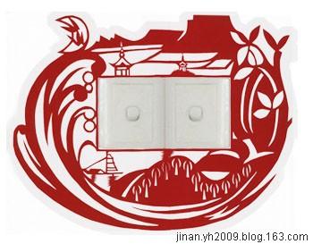 开关贴 - jinan.yh2009 - 数码后期设计小空间