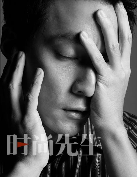 《时尚先生》圣诞巨献——吴彦祖:不羁的锈斑(上) - 《时尚先生》 - hiesquire 的博客